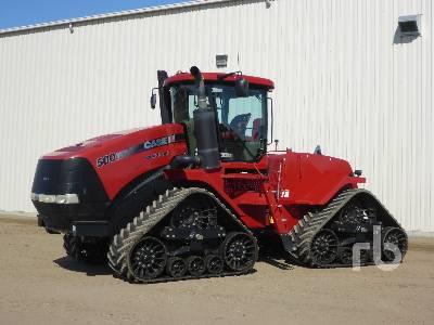 2013 CASE IH 500 Quadtrac Track Tractor