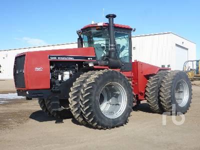 1995 CASE IH 9270 Steiger 4WD Tractor