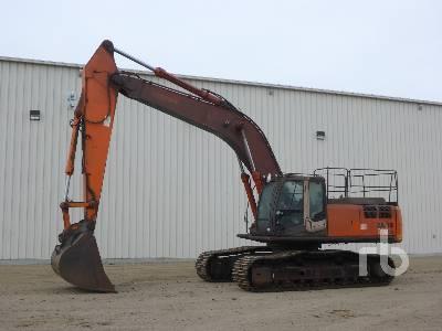 HITACHI ZX350LC Hydraulic Excavator