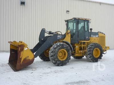 2007 JOHN DEERE 544J Wheel Loader
