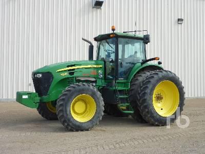 2010 JOHN DEERE 7830 MFWD Tractor