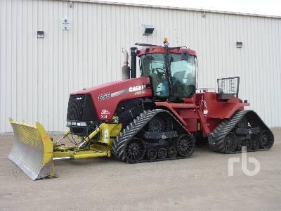2009 CASE IH 535 Quadtrac Track Tractor