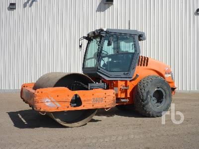 2011 HAMM 3410 Vibratory Roller
