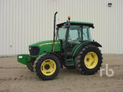 JOHN DEERE 5101E MFWD Tractor