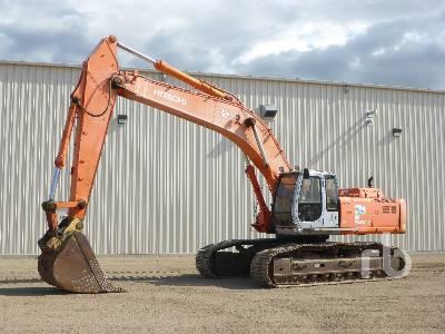 1998 HITACHI EX450LC-5 Hydraulic Excavator