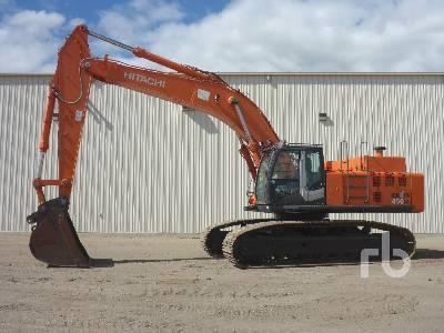 2011 HITACHI ZX450LC-3 Hydraulic Excavator