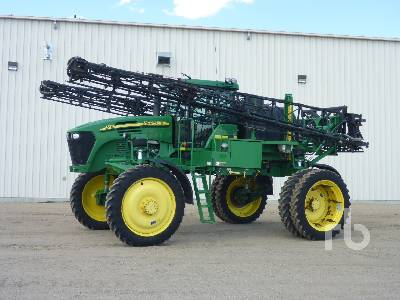 2005 JOHN DEERE 4720 90 Ft High Clearance Sprayer