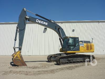 2014 JOHN DEERE 290G LC Hydraulic Excavator