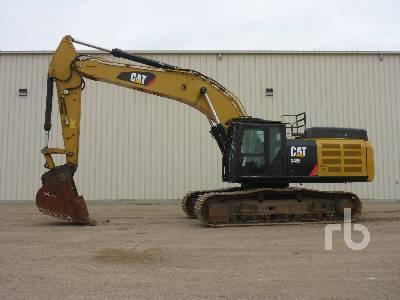 2013 CATERPILLAR 349EL Hydraulic Excavator