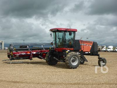 2013 CASE IH WD1203 30 Ft Swather