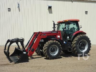 2013 CASE IH PUMA 145 MFWD Tractor