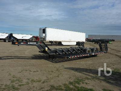 2010 TRAILTECH 19 Ft x 12 Ft 40000 Lb T/A