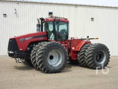2010 CASE IH STEIGER 535HD 4WD Tractor