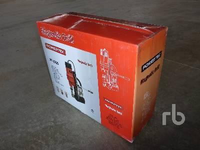 Unused POWERTEK PT9500 Magnetic Base Drill Misc Shop, Warehouse, Consumer