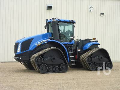 2014 NEW HOLLAND T9.615 Track Tractor