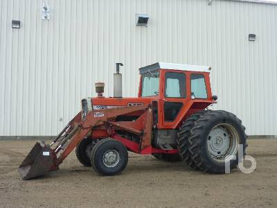 MASSEY FERGUSON 1135 2WD Tractor