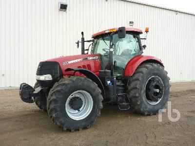 2015 CASE IH PUMA 220 MFWD Tractor