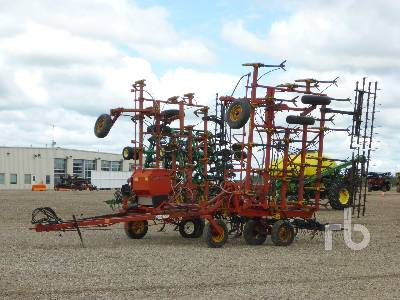 1989 BOURGAULT FH536-40 40 Ft Cultivator