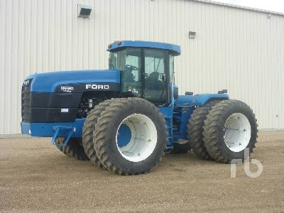1995 FORD VERSATILE 9680 4WD Tractor