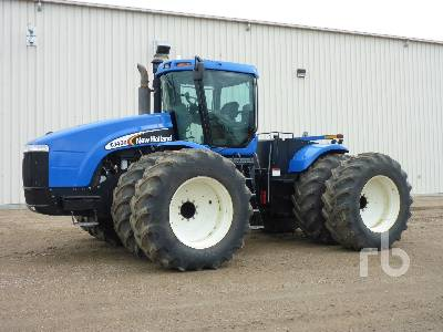 2004 NEW HOLLAND TJ450 4WD Tractor