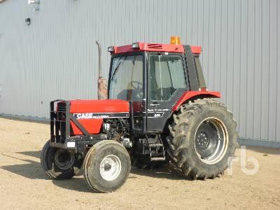 1988 CASE IH 885XL 2WD Tractor