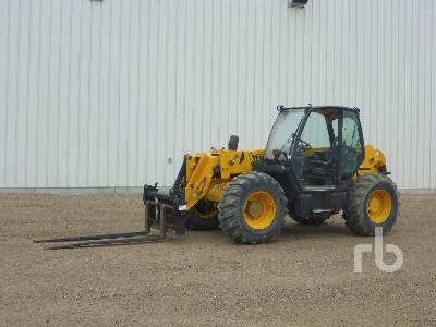 2005 JCB 540 8000 Lb 4x4x4 Telescopic Forklift