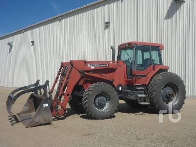 CASE IH 8920 MAGNUM MFWD Tractor