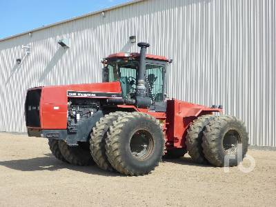 1993 CASE IH 9270 4WD Tractor