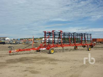 2010 BOURGAULT 6000 70 Ft Harrows