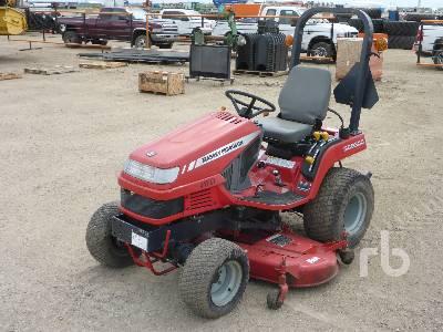 MASSEY FERGUSON GC2300 4WD Utility Tractor