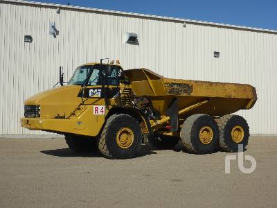 2011 CATERPILLAR 740 6x6 Articulated Dump Truck
