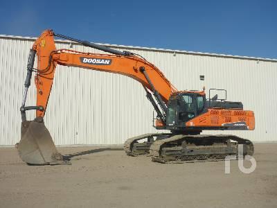 2015 DOOSAN DX530LC-5 Hydraulic Excavator