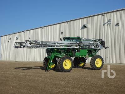 2013 JOHN DEERE 4830 135 Ft High Clearance Sprayer