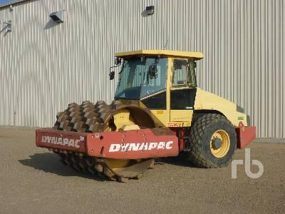 2007 DYNAPAC CA362D Vibratory Roller