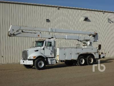 2007 PETERBILT 335 T/A w/Lift-All LM-75-2MS Bucket Truck
