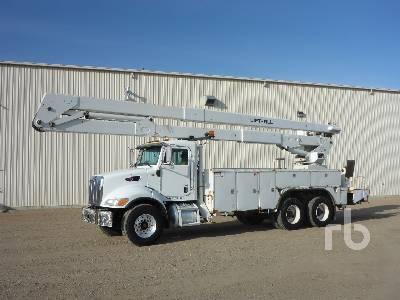2007 PETERBILT 335 T/A Lift-All Bucket Truck