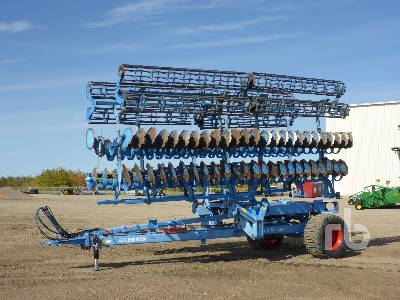2012 LEMKEN HELIODOR 8 33 Ft High Speed Disc