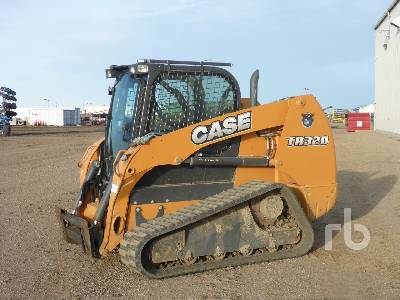 2014 CASE TR320 2 Spd Multi Terrain Loader