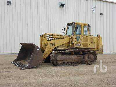 1996 CATERPILLAR 973 Crawler Loader