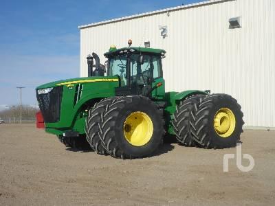 2012 JOHN DEERE 9510R 4WD Tractor
