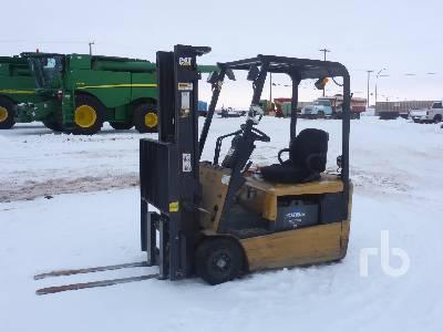 CAT EP16KT Electric Forklift