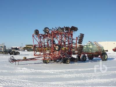 2000 MORRIS MAXIM 49 Ft Air Drill