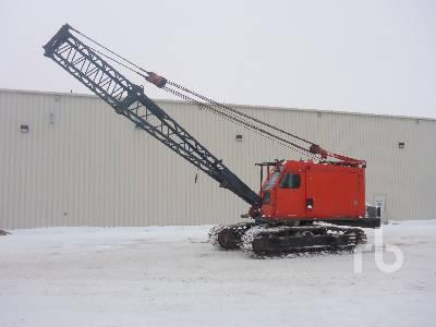 LINK-BELT LS108 Crawler Crane