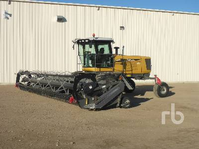 2013 CHALLENGER WR9740 30 Ft Swather
