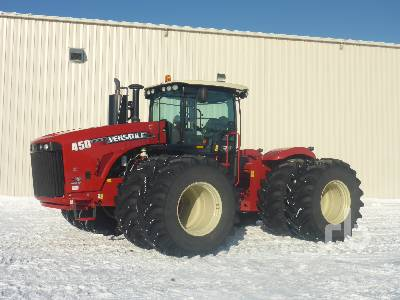 2016 VERSATILE 450 4WD Tractor
