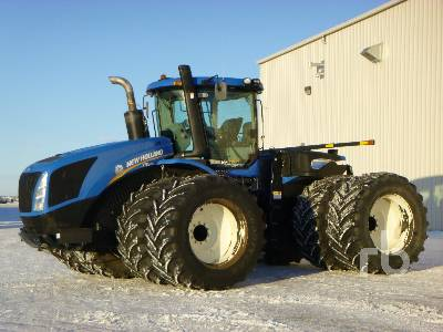 2012 NEW HOLLAND T9.505HD 4WD Tractor