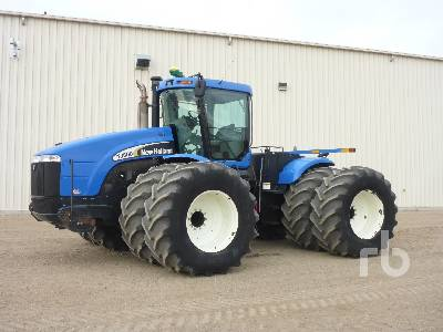 2004 NEW HOLLAND TJ500 4WD Tractor