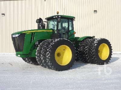 2012 JOHN DEERE 9560R 4WD Tractor