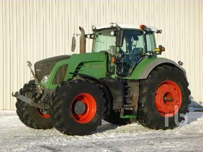 2011 FENDT 930V Profi Plus MFWD Tractor