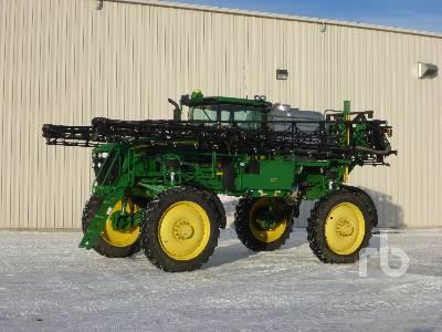 2014 JOHN DEERE 4830 100 Ft High Clearance Sprayer